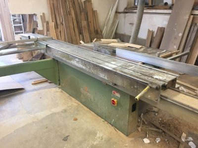Photo Scie Circulaire F90 ALTENDORF